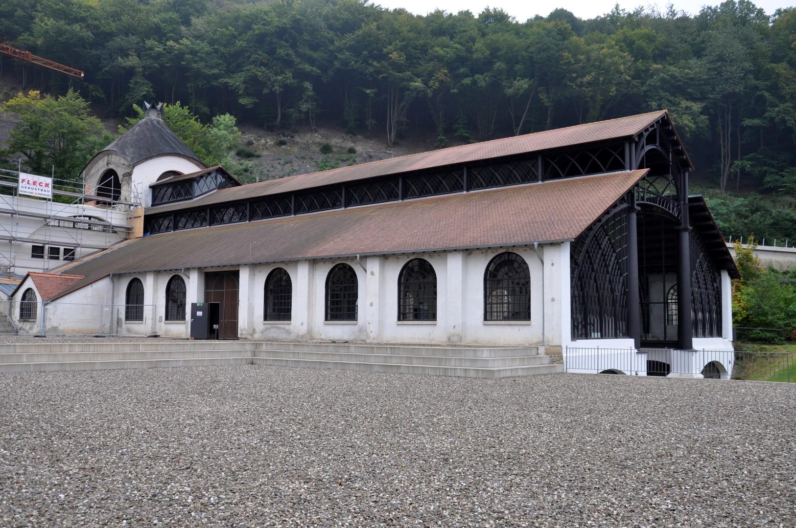 Bild 2: Sayner Hütte