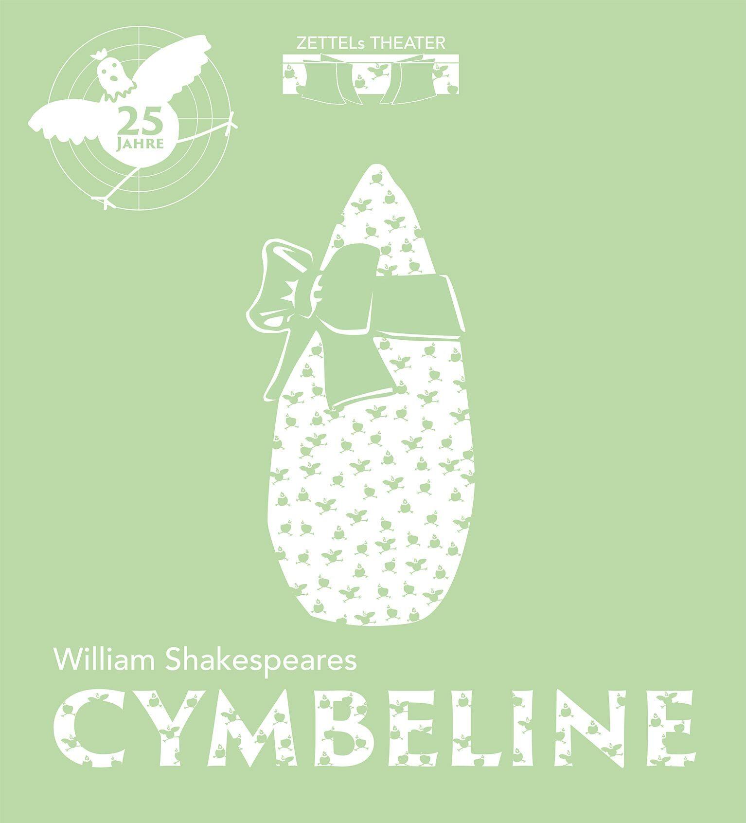 Zettel's Theater: Cymbeline von William Shakespeare